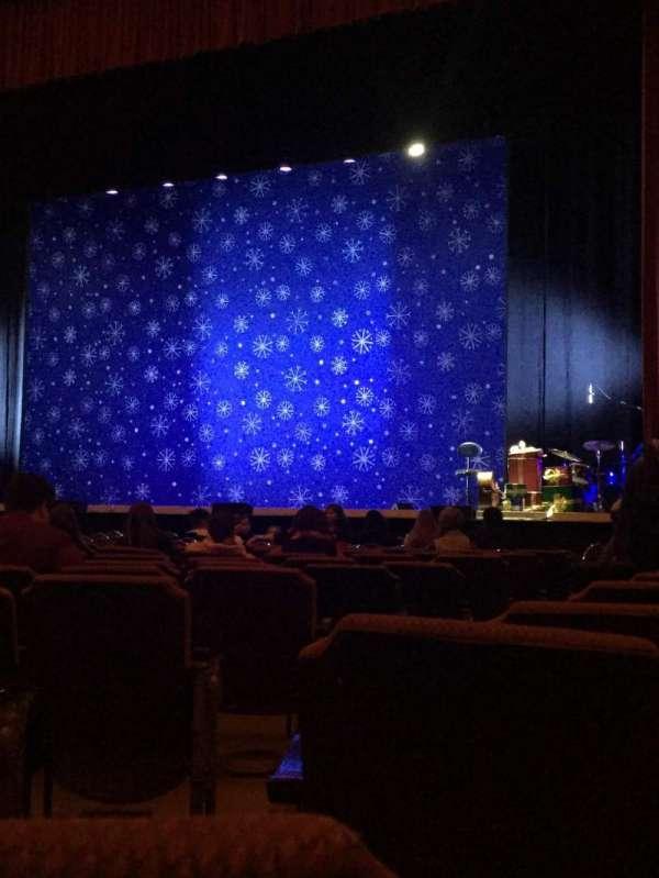 Fox Theatre (Detroit), vak: F5, rij: L, stoel: 502