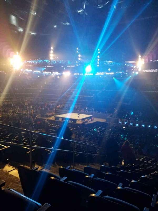 PPG Paints Arena, vak: 110, rij: T
