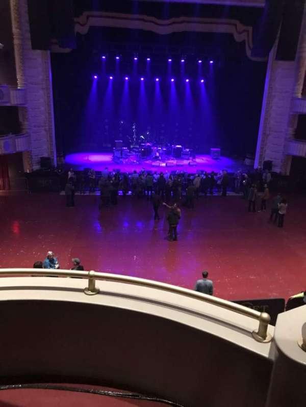 The Met Philadelphia, vak: GBOX10, rij: B, stoel: 7