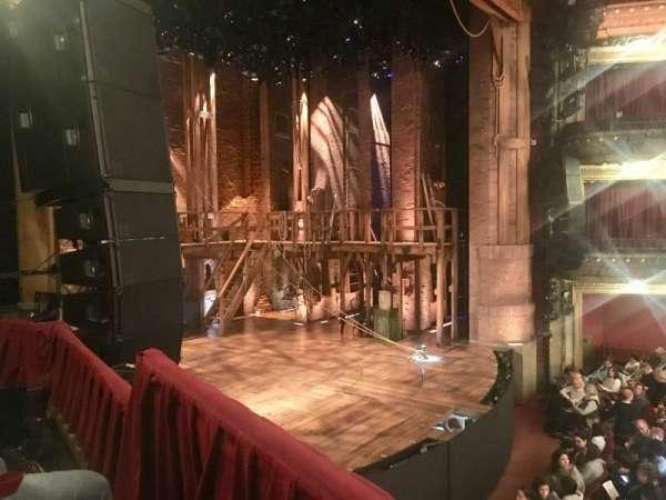 CIBC Theatre, vak: DCRBX3, rij: BX3, stoel: 5 and 7