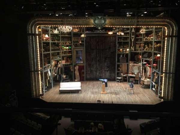 Laura Pels Theatre, vak: Mezzanine Prime, rij: BB, stoel: 107