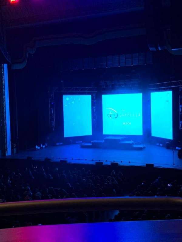 The Met Philadelphia, vak: Gbox 7, rij: A, stoel: 5