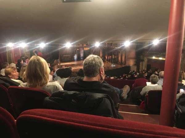 CIBC Theatre, vak: Dress Circle L, rij: G, stoel: 1, 3