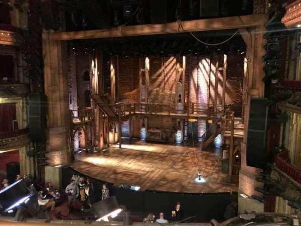 CIBC Theatre, vak: Mezzanine RC, rij: A, stoel: 322