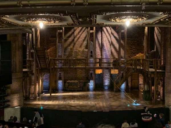 CIBC Theatre, vak: Dress Circle C, rij: B, stoel: 204