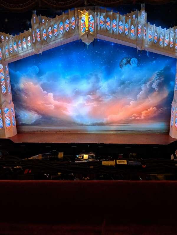 Palace Theatre (Manchester), vak: Circle, rij: A, stoel: 22