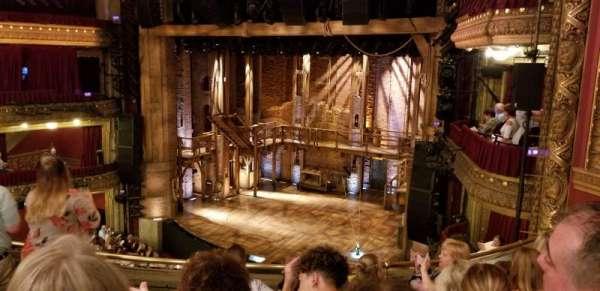 CIBC Theatre, vak: Mezzanine R, rij: E, stoel: 10
