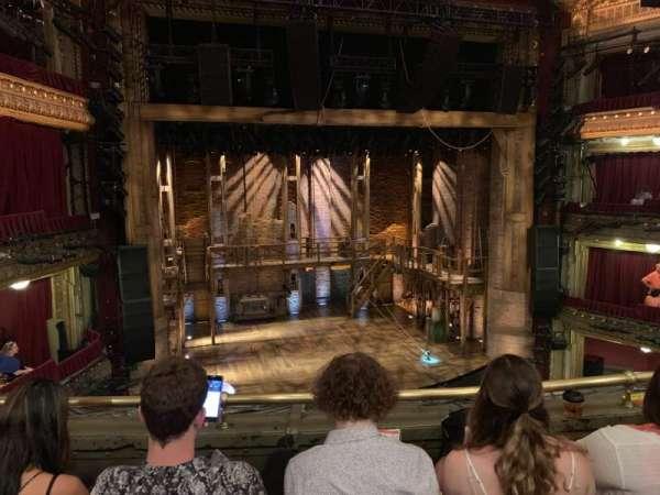 CIBC Theatre, vak: MEZZLC, rij: C, stoel: 317