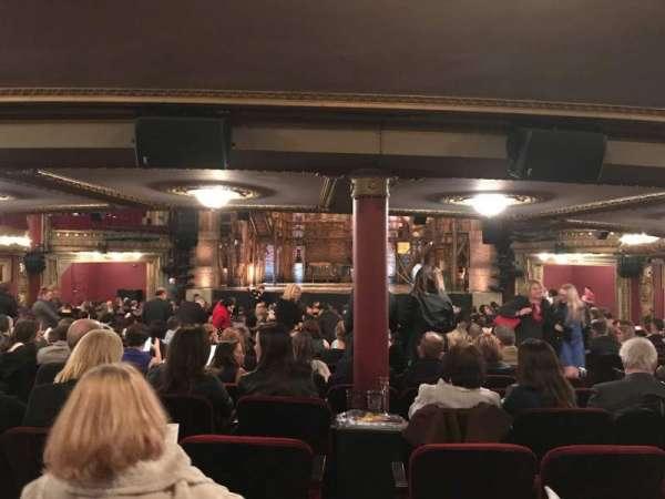 CIBC Theatre, vak: ORCHRC, rij: ZZ, stoel: 116