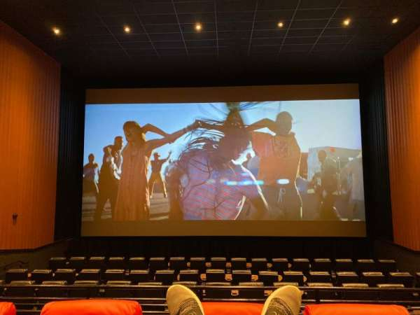 Movie Tavern Trexlertown Cinema, stoel: F5