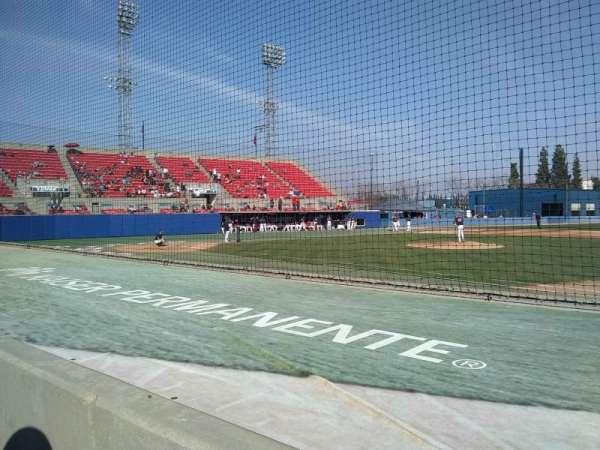 Pete Beiden Field, vak: 1, rij: C, stoel: 2