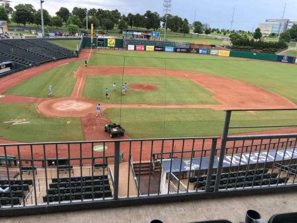 Arvest Ballpark, vak: Suite 9
