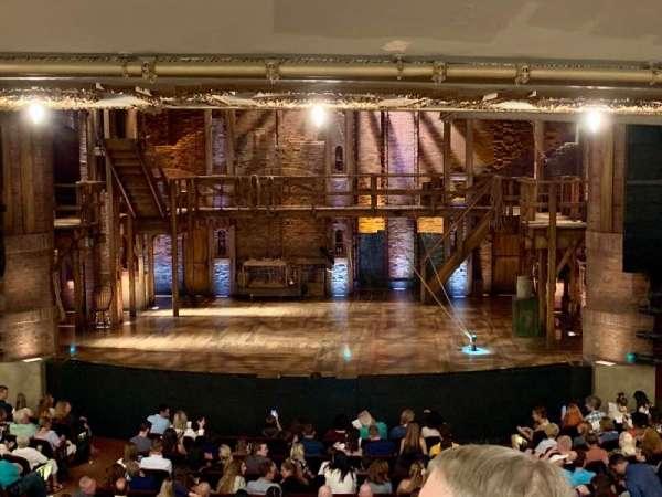 CIBC Theatre, vak: DRCR - C, rij: C, stoel: 207