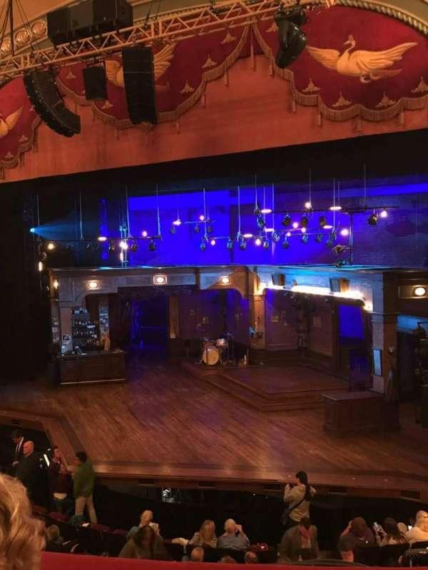 Bernard B. Jacobs Theatre, vak: Mezzo, rij: B, stoel: 6