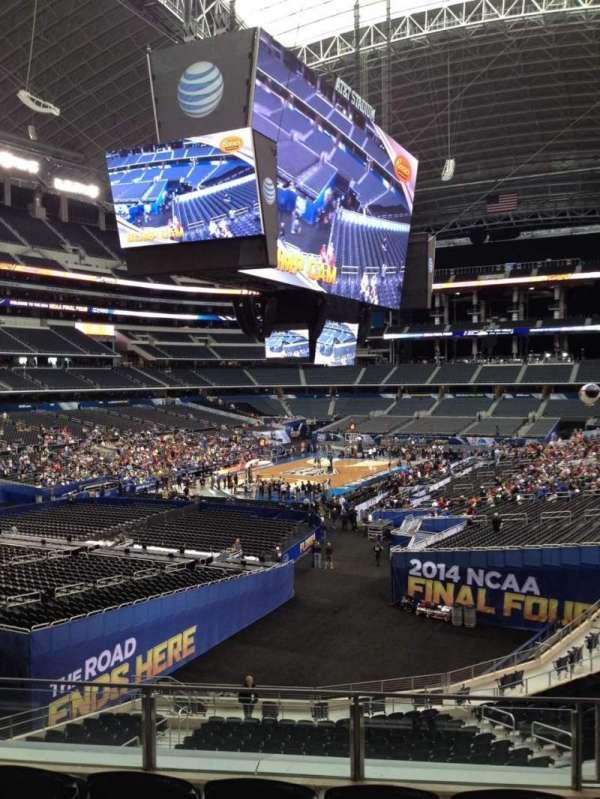 AT&T Stadium, vak: 242, rij: 15, stoel: 24