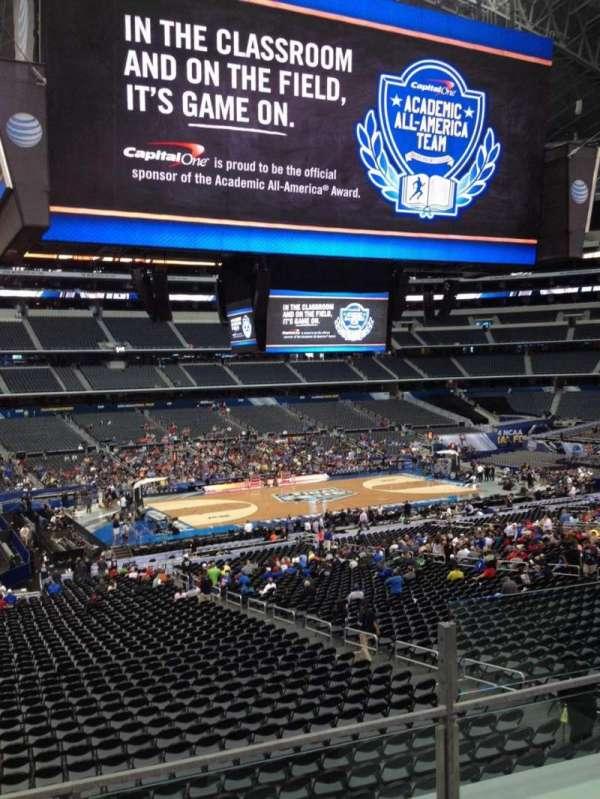 AT&T Stadium, vak: C237, rij: 4, stoel: 7