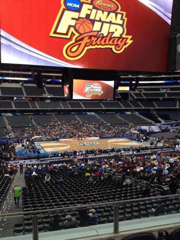 AT&T Stadium, vak: C236, rij: 7, stoel: 5