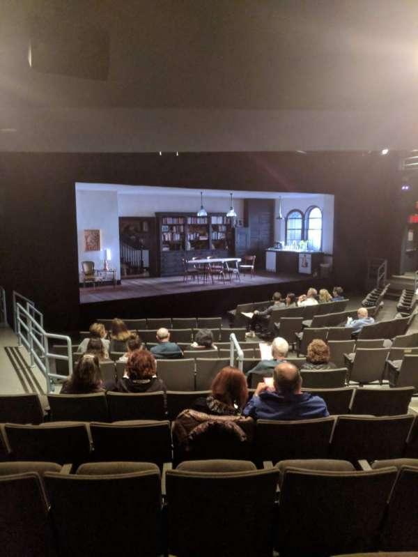 Laura Pels Theatre, vak: ORCH, rij: O, stoel: 15