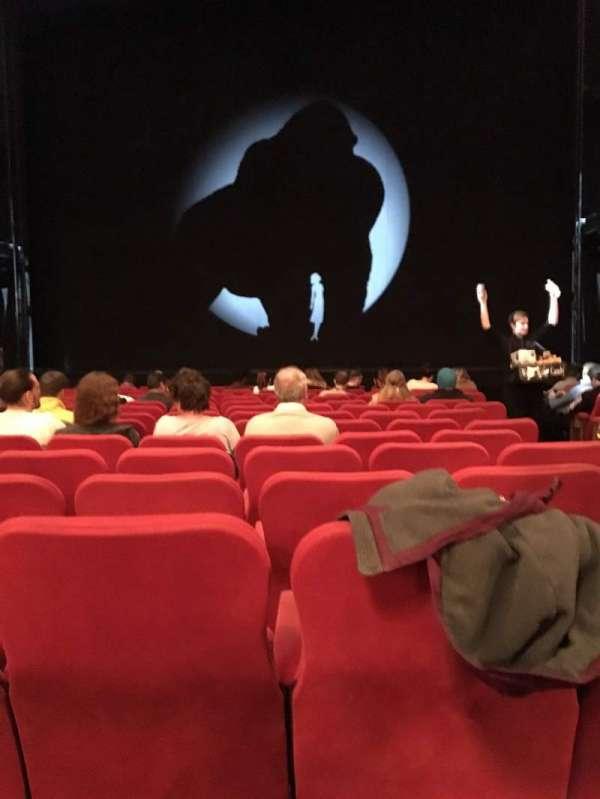 Broadway Theatre - 53rd Street, vak: Orch, rij: N, stoel: 102