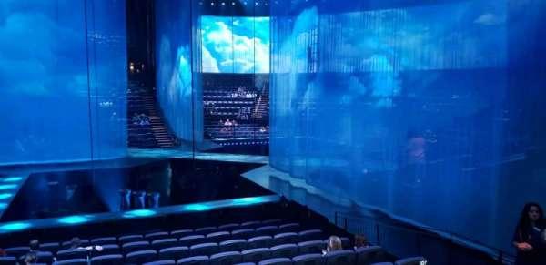 Love Theatre - The Mirage, vak: 207, rij: o, stoel: 5