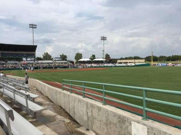 Nelson W. Wolff Municipal Stadium, vak: 126, rij: G, stoel: 2