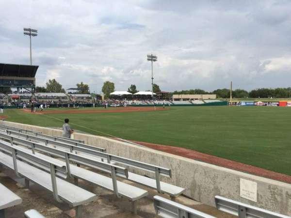 Nelson W. Wolff Municipal Stadium, vak: 124, rij: G, stoel: 4