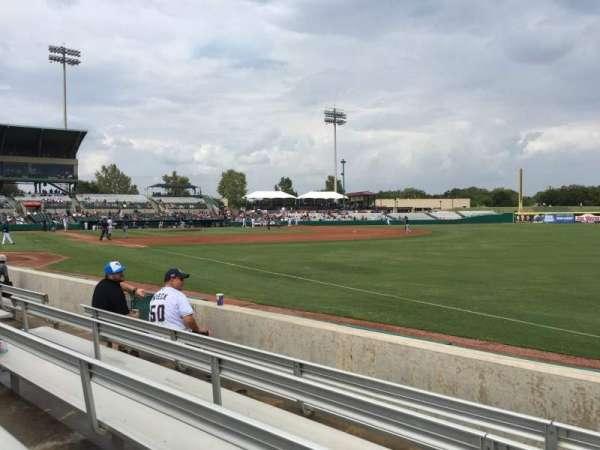 Nelson W. Wolff Municipal Stadium, vak: 120, rij: E, stoel: 15