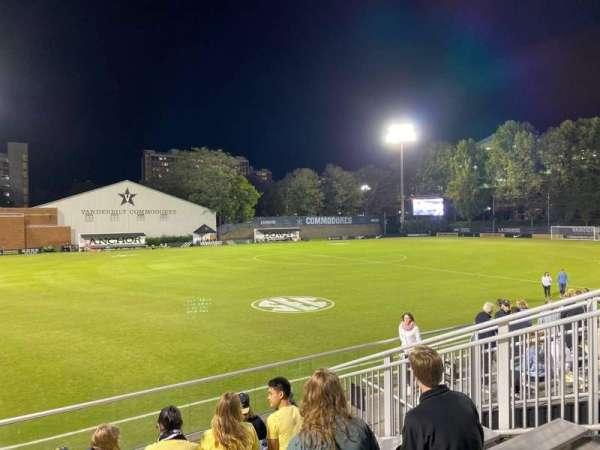 Vanderbilt Soccer & Lacrosse Complex, vak: I, rij: 9