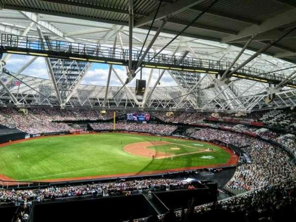 London Stadium, vak: 254, rij: 46, stoel: 785