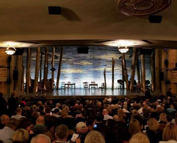Gerald Schoenfeld Theatre, vak: Standing Room, stoel: 103
