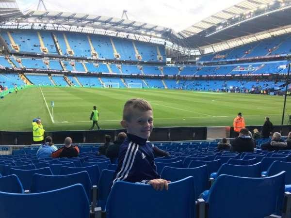 Etihad Stadium (Manchester), vak: 140, rij: N, stoel: 1103