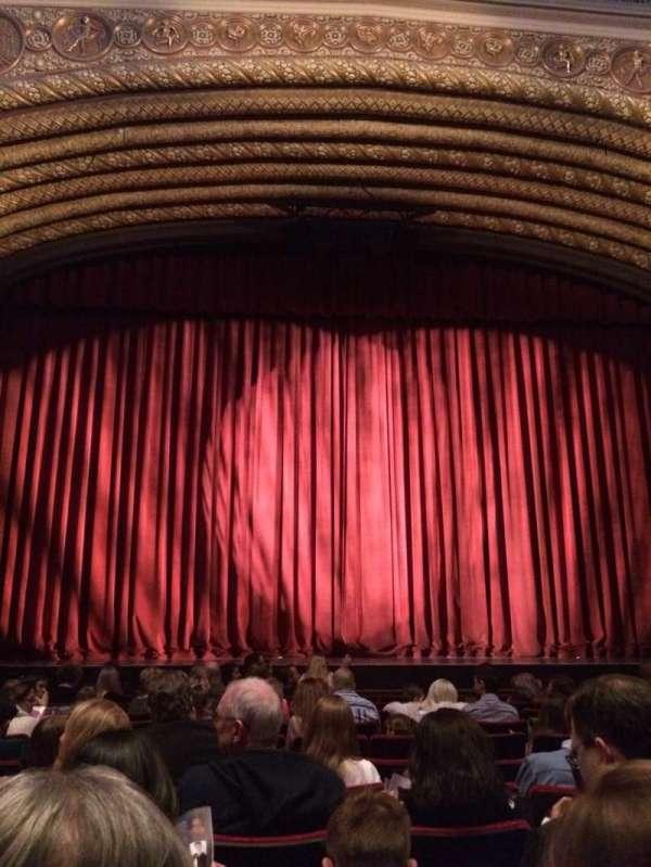 The Orpheum Theatre, vak: A, rij: 11, stoel: 13