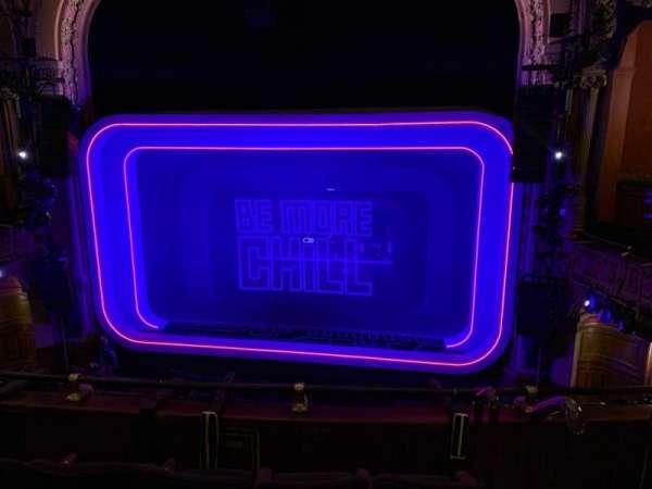 Lyceum Theatre (Broadway), vak: MEZZC, rij: D, stoel: 101 And 102