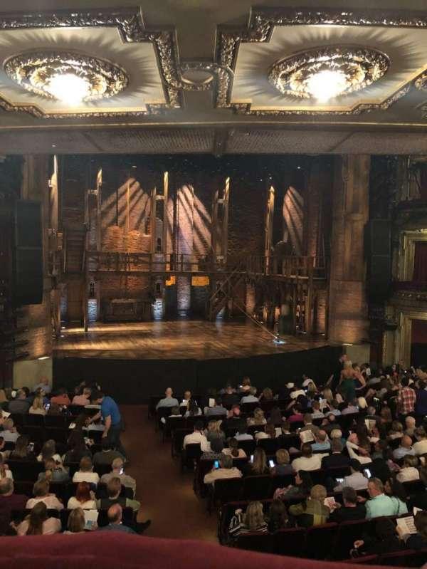 CIBC Theatre, vak: Dress Circle LC, rij: A, stoel: 227