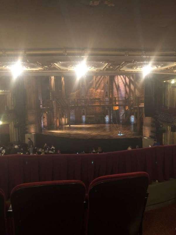 CIBC Theatre, vak: DRRCC, rij: C, stoel: 234