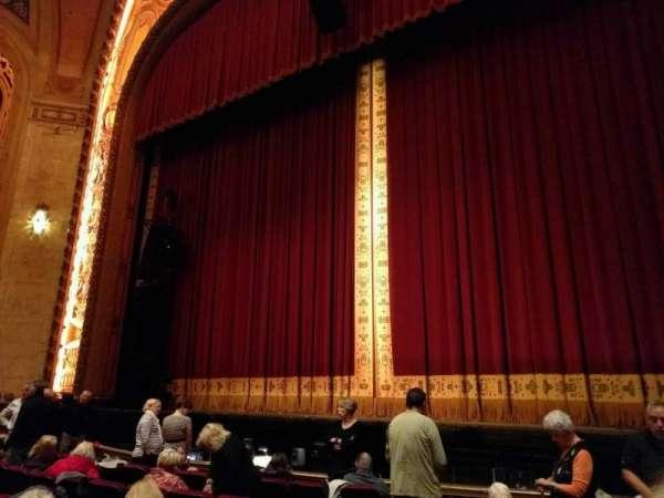 Shea's Buffalo, vak: Orchestra 2, rij: g, stoel: 8