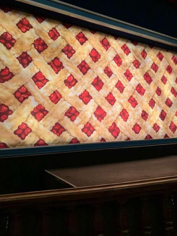 Orpheum Theatre (Memphis), vak: OLC, rij: B, stoel: 209