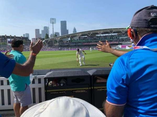 Kia Oval, vak: Galadari Stand 27, rij: 2, stoel: 191