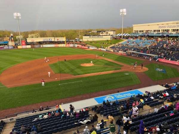 Fifth Third Ballpark, vak: Suite 321