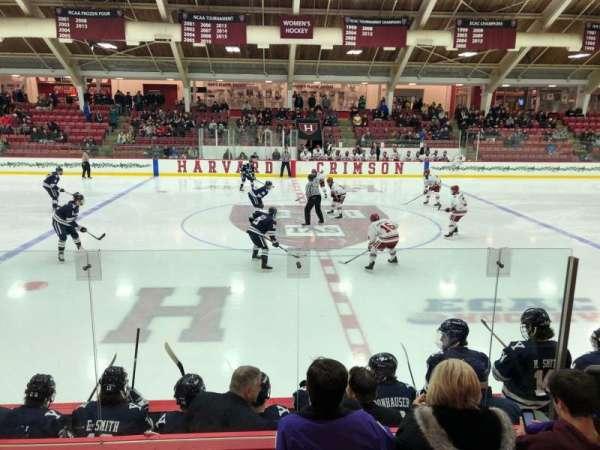 Bright-Landry Hockey Center, vak: 5, rij: F, stoel: 10