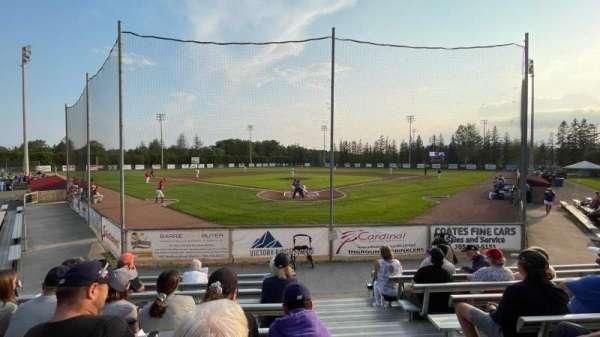 Coates Stadium, vak: GA