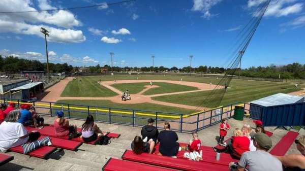 Bernie Arbour Memorial Stadium, vak: GA