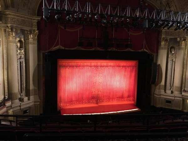 Boston Opera House, vak: MEZZLC, rij: C, stoel: 125