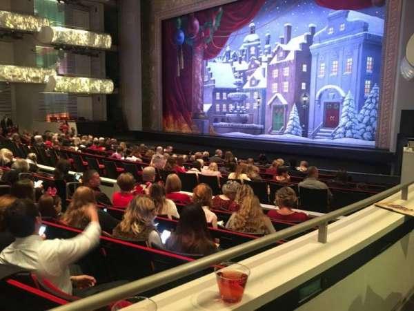 Muriel Kauffman Theatre, vak: ParBoxR, rij: AA, stoel: 605