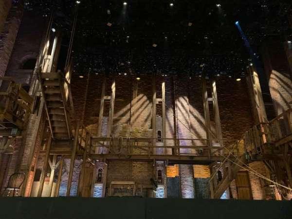 CIBC Theatre, vak: Orchestra C, rij: D, stoel: 104