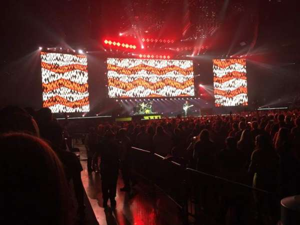 PPG Paints Arena, vak: 112, rij: A, stoel: 10
