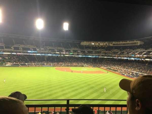 PNC Park, vak: 338, rij: C, stoel: 10