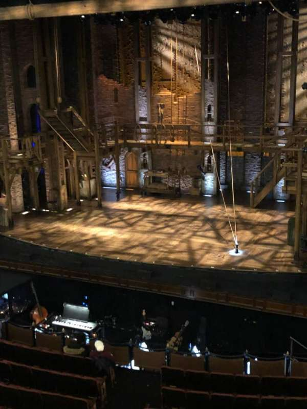 Boston Opera House, vak: Dress Circle, rij: AA, stoel: 16