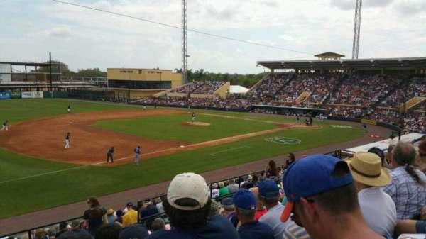Joker Marchant Stadium, vak: 213