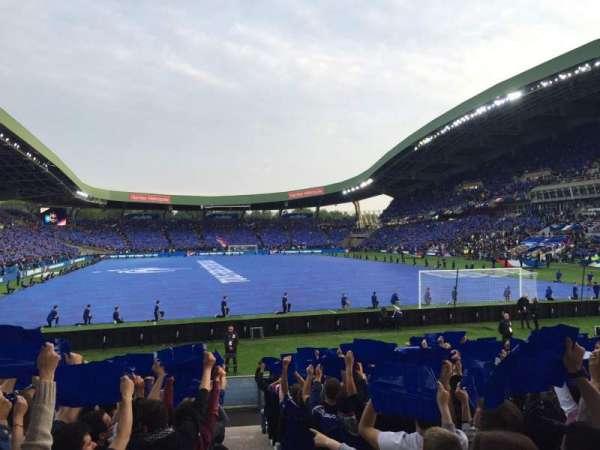 Stade de la Beaujoire, vak: Erdre, rij: E2F-T, stoel: 225
